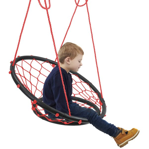 Obryan Kids Nest Swing Chair by Zoomie Kids
