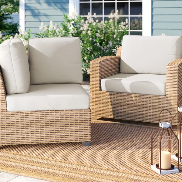 Waterbury 24 Piece Outdoor Lounge Chair Cushion Insert Set by Sol 72 Outdoor Sol 72 Outdoor