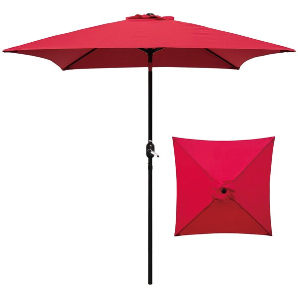 Horicon Patio 6.5' Square Market Umbrella by Charlton Home Charlton Home