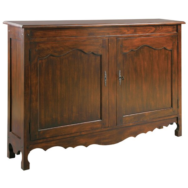 Pine Hall Accent Cabinet by Furniture Classics