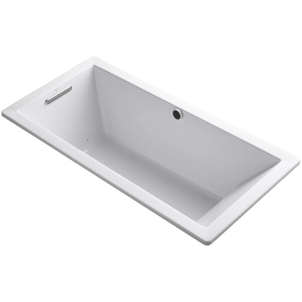Underscore 66 x 32 Air Bathtub by Kohler