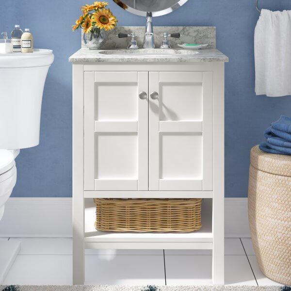 Middleburgh 24 Single Bathroom Vanity Set by Andover Mills