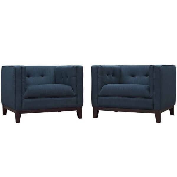 Tennille Armchair (Set Of 2) By Ivy Bronx