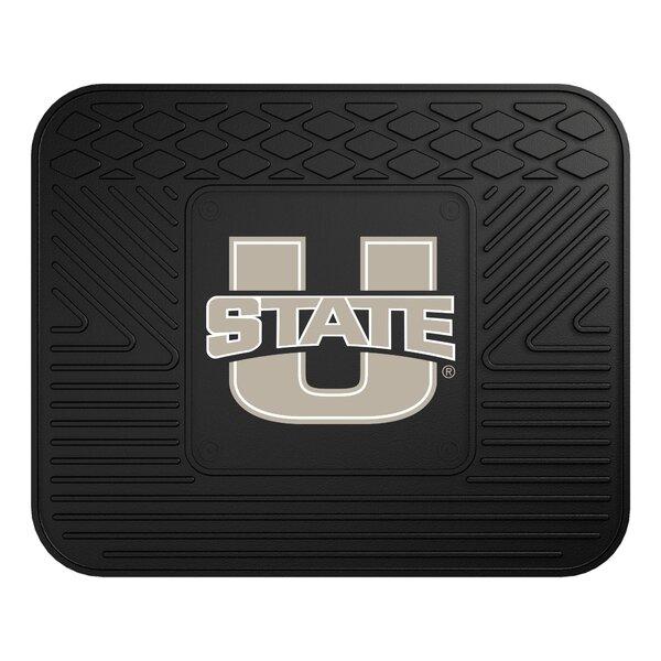NCAA Utah State University Kitchen Mat by FANMATS