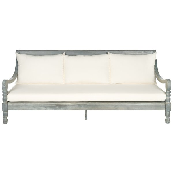 Cheval Daybed with Cushions by Beachcrest Home