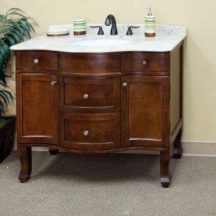 Comparison Elkins Park 39 Single Bathroom Vanity Set ByCharlton Home