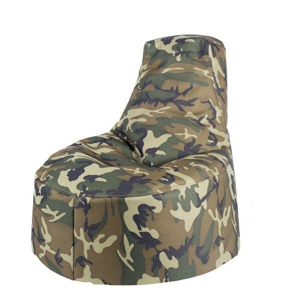 Superior Freeport Park Aurore Kids Durable Camo Bean Bag Chair For Freeport Park U0026  Reviews   Wayfair