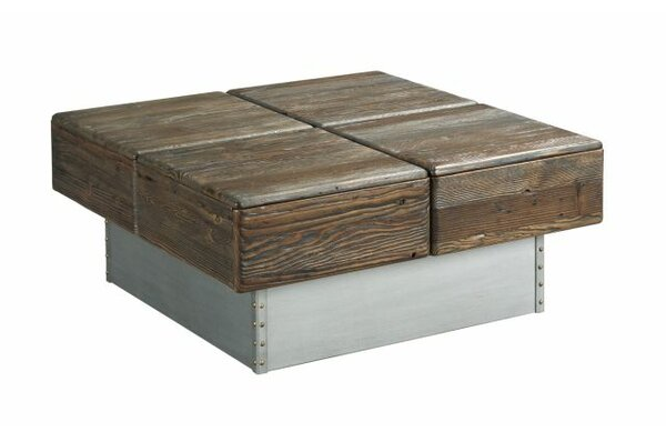 Solon Coffee Table with Storage by 17 Stories