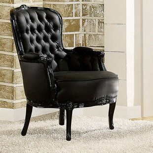 Cain Wingback Chair by A&J Homes Studio