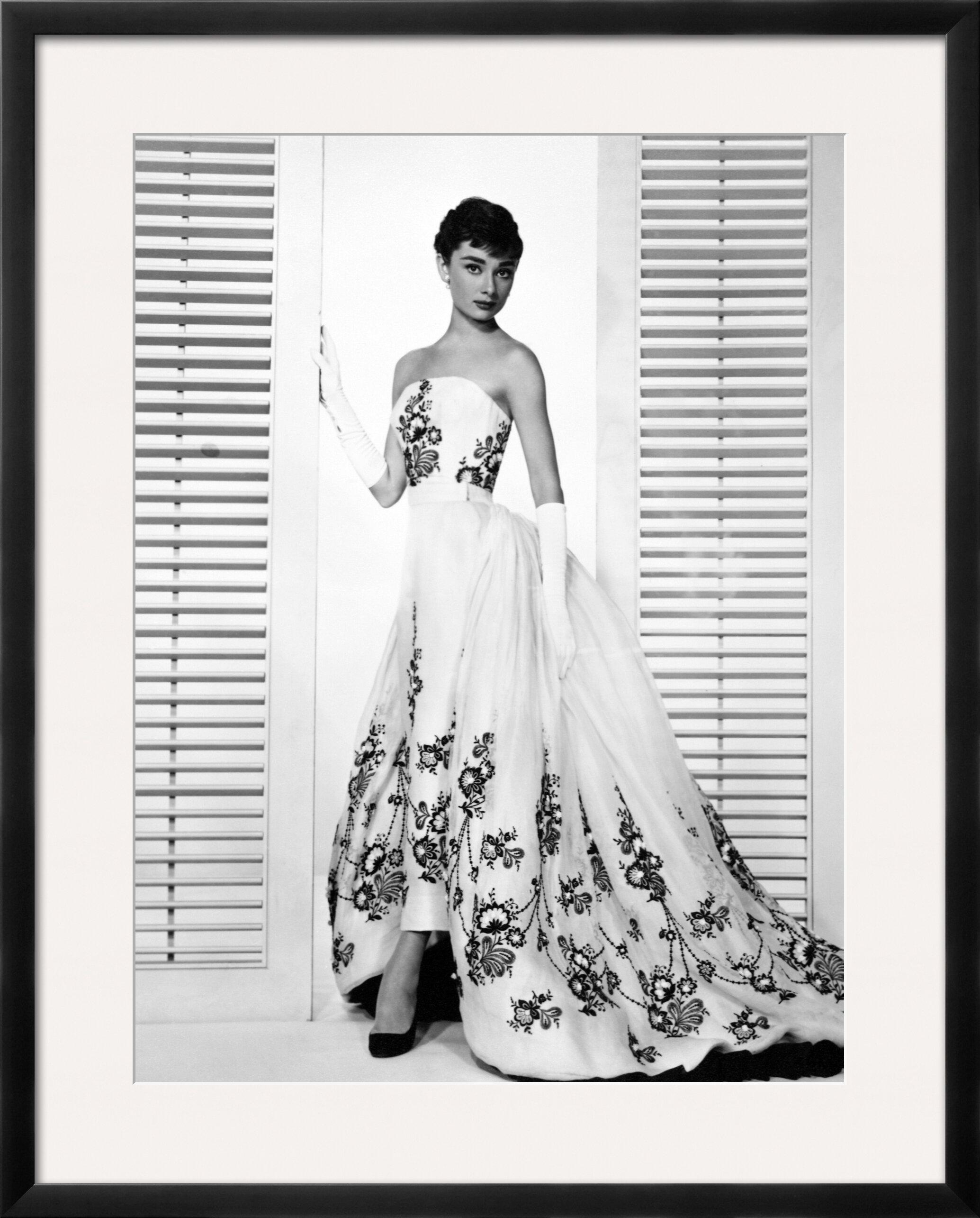 Art.com \'Audrey Hepburn. \'Sabrina Fair\' 1954, \'Sabrina\' Directed ...