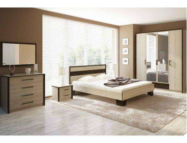Dilbeck Queen Platform Configurable Bedroom Set by Latitude Run