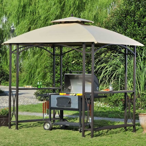Replacement Canopy for Sheridan Grill Gazebo by Sunjoy