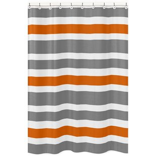 Orange Shower Curtains Youll Love