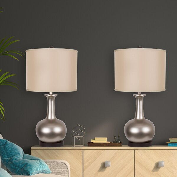 Kilpatrick 28 Table Lamp (Set of 2) by Wrought Studio