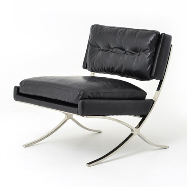 Cribbs Lounge Chair by Fleur De Lis Living