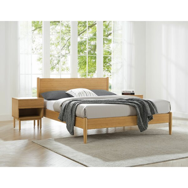 West Newbury Platform Solid Wood Configurable Bedroom Set by George Oliver