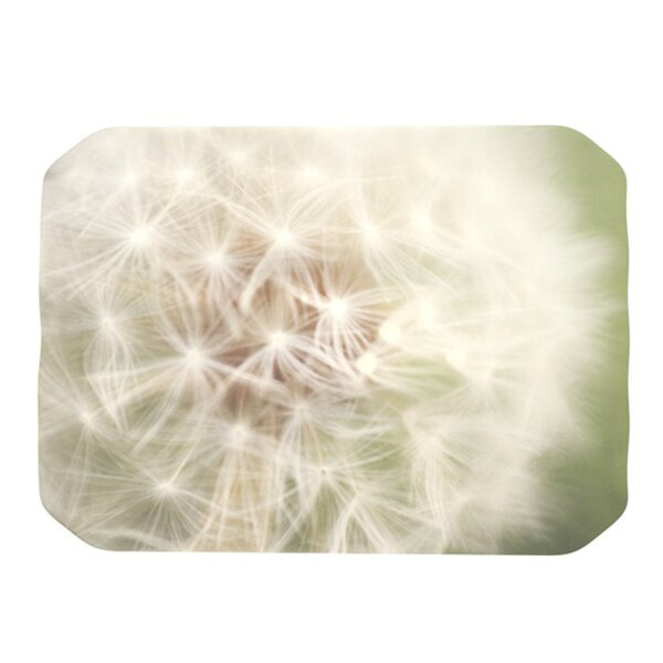 Dandelion Placemat by KESS InHouse