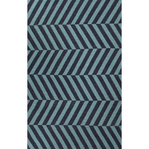 Davis Stripe Area Rug by Wrought Studio