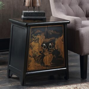 World Menagerie Raiden End Table