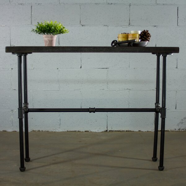 Cissell Industrial Chic Console Table by Williston Forge Williston Forge