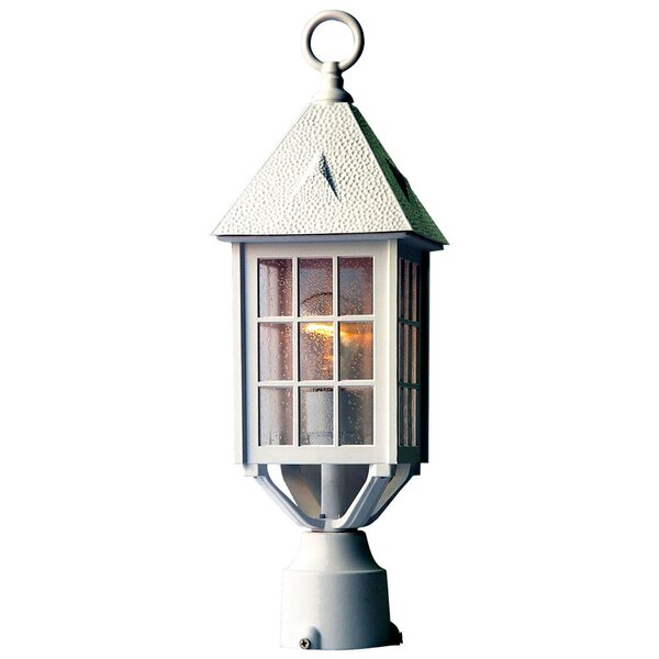 Joy Outdoor 1-Light Lantern Head by Highland Dunes
