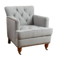 Newland Upholstered Armchair by Darby Home Co