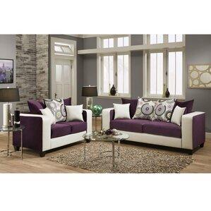Riverstone Implosion Living Room Set