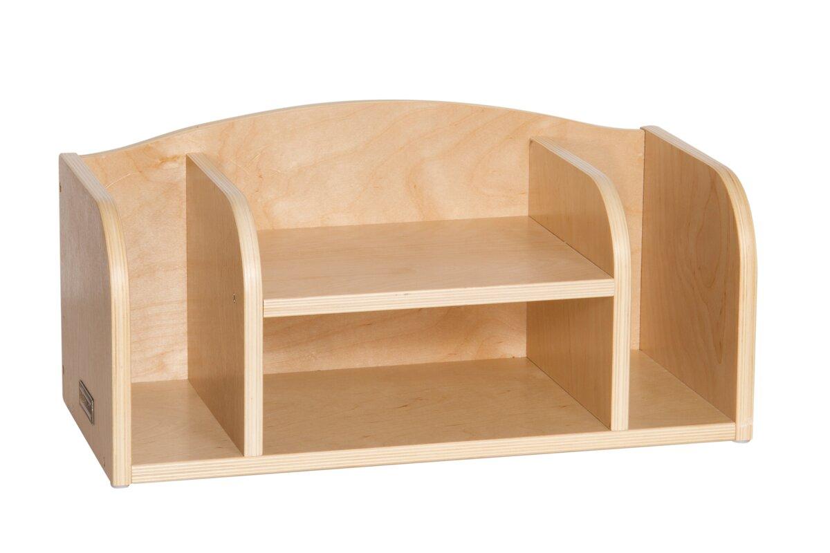 Desk Organizer Guidecraft Classroom Furniture Low Desk Organizer Reviews Wayfair