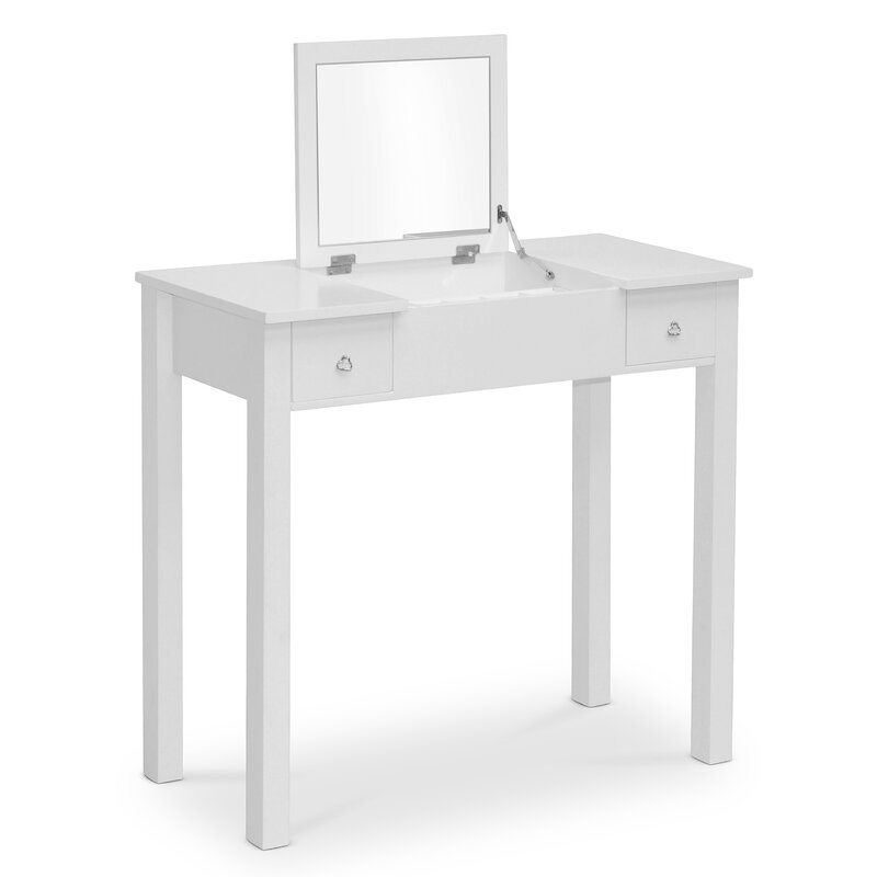 Corner Vanity Table Wayfair