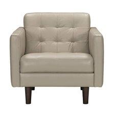 Erykah Leather Armchair by Brayden Studio