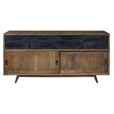 Sanya 8 Drawer Console by 17 Stories