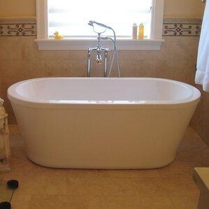Insulated Acrylic Bathtub Wayfair
