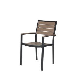 Napa Stacking Dining Arm Chair