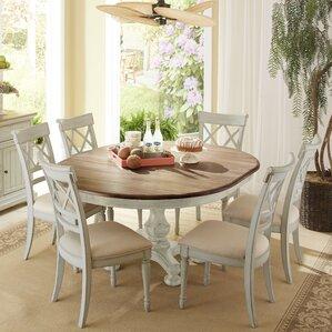 7 piece kitchen & dining room sets | wayfair