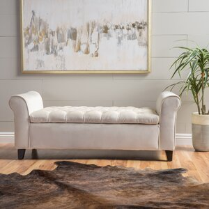 Havelock Storage Ottoman by House of Hampton