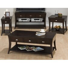 Double Header Mobile Coffee Table Set by Jofran