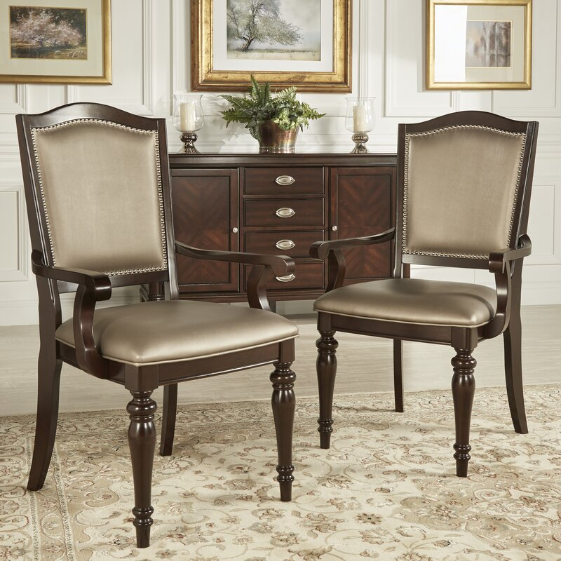 Darby home co hobart arm chairs reviews wayfair
