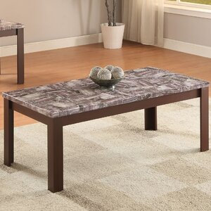 Arabia Faux Marble 2 Piece Coffee Table Set by ACME Furniture & Arabia Faux Marble 2 Piece Coffee Table Set by ACME Furniture Best Buy.