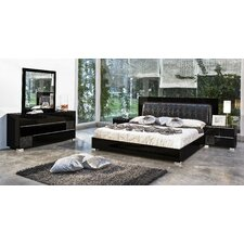Nassau Street Panel 5 Piece Bedroom Set by Brayden Studio