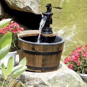 Outdoor Fountains   Garden Décor | Wayfair