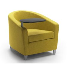 Playful Lounge Chair with Tablet by Segis U.S.A