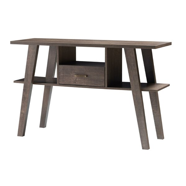 Millwood Pines Brown Console Tables