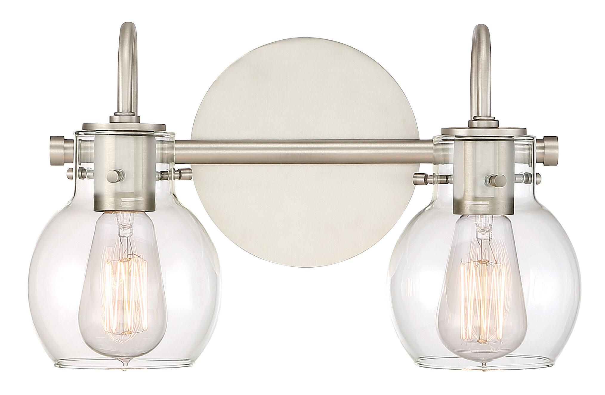new product 1c3ef 98f15 Massingham 2-Light Vanity Light