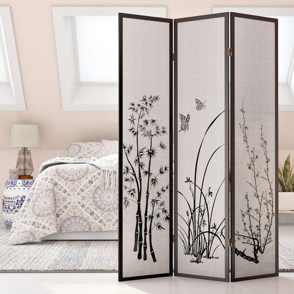 Anatolio Shoji Room Divider by Bloomsbury Market