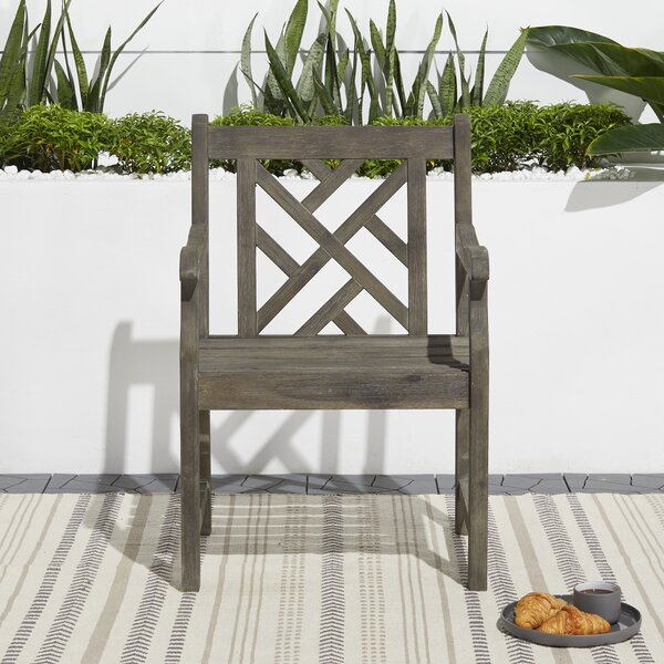 Shelbie Patio Dining Chair by Sol 72 Outdoor