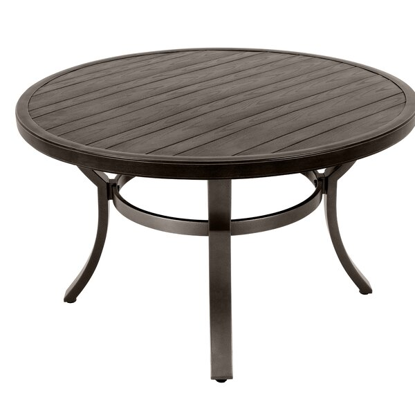 Landwehr Metal Coffee Table by Charlton Home