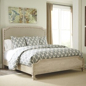 Bretenieres Standard Customizable Bedroom Set by Lark Manor