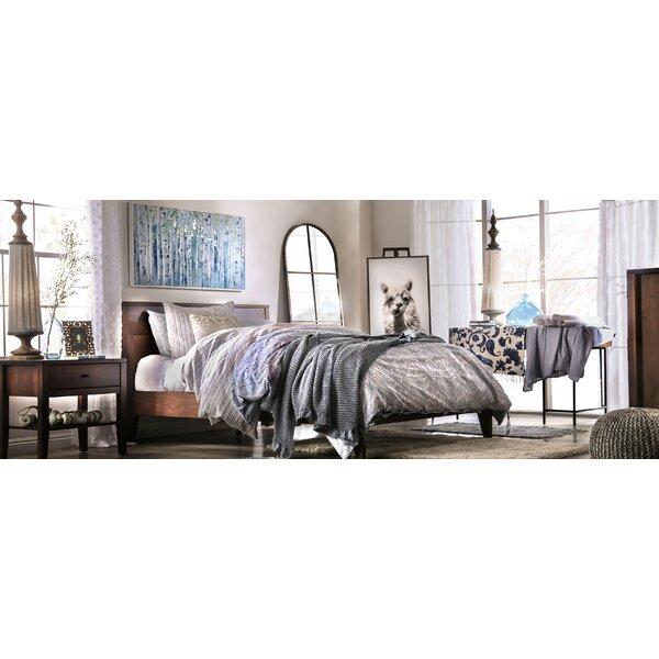 Bittle Platform Solid Wood Configurable Bedroom Set by Winston Porter
