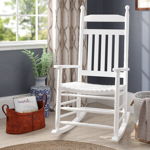 Donegan Adult Rocking Chair By Charlton Home