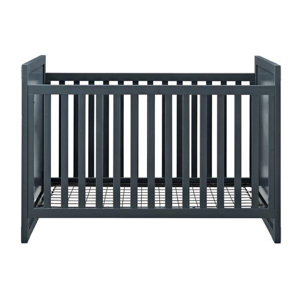 Benbrook 2-in-1 Convertible Crib by Greyleigh